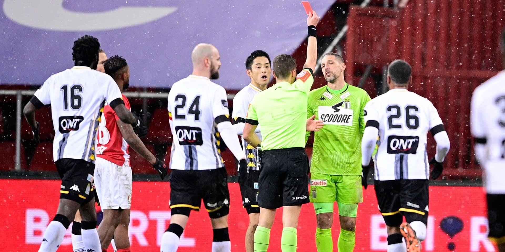 Standard - Charleroi en stats : une première réussie pour Botaka, un match compliqué pour Penneteau
