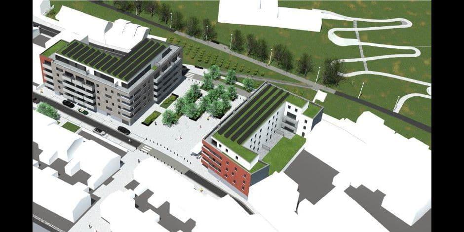 Projet de revitalisation à Dolhain