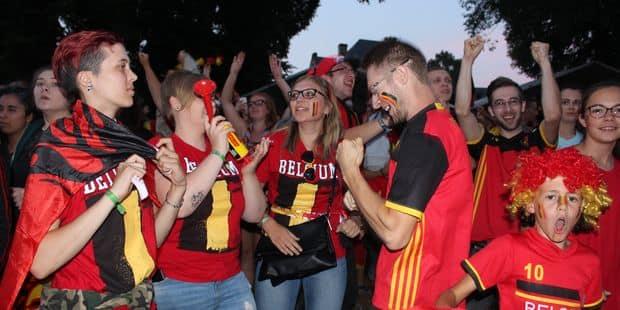 """Vielsalm: """"Vive les Belges !"""" - La DH"""