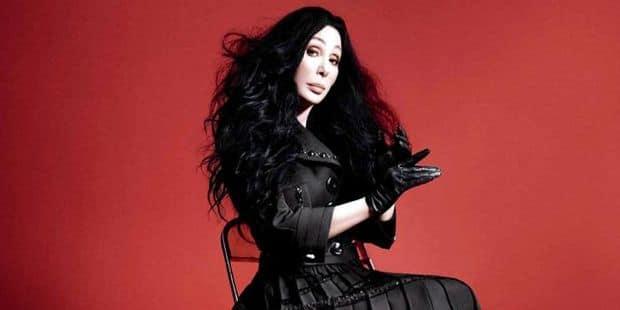 """Cher, l'autre mamie Rock: """"Pratiquement tous les mecs que j'ai eus de ma vie ont fini par chialer !"""" - La DH"""