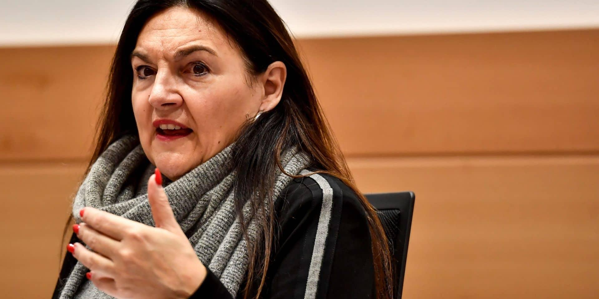 Passe d'armes à la Chambre entre Marie Christine Marghem et Tinne Vander Straeten
