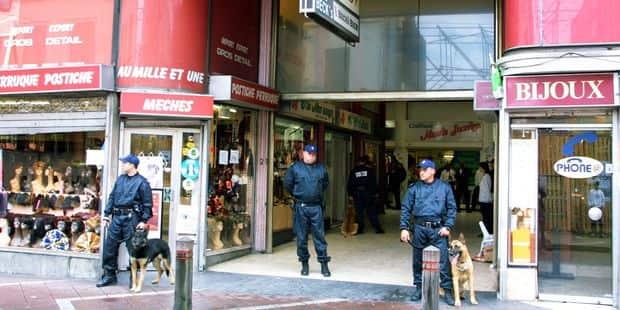 Ixelles : 54 arrestations en trois semaines à Matonge - La DH