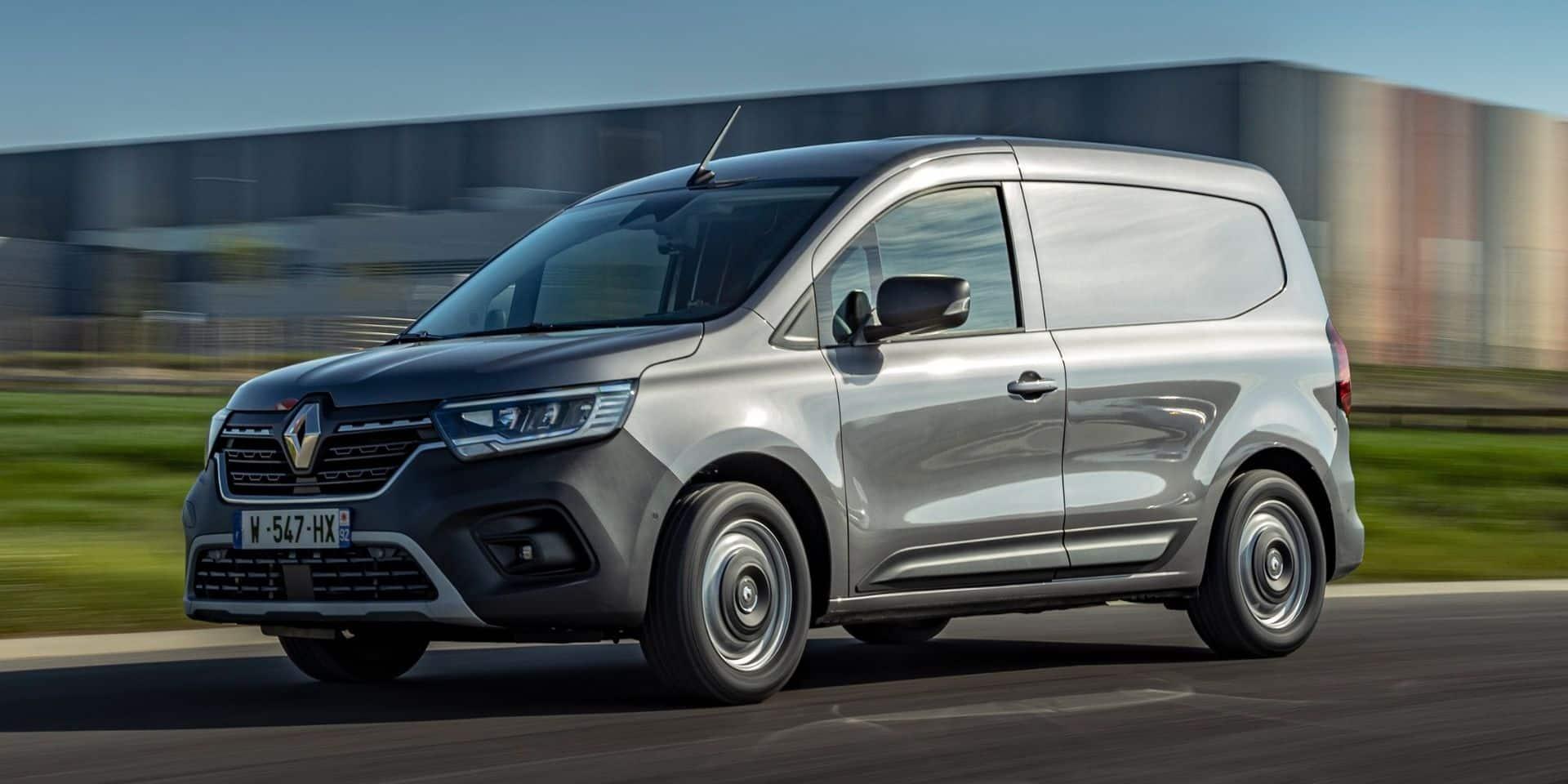 Essai auto Renault Kangoo Van : De bonnes idées et de grandes ambitions