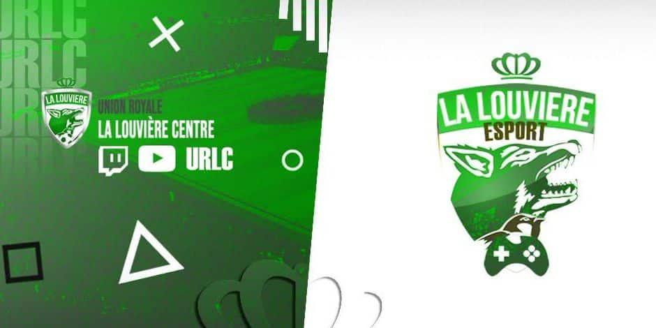 Le club de football de La Louvière Centre se lance dans le sport électronique