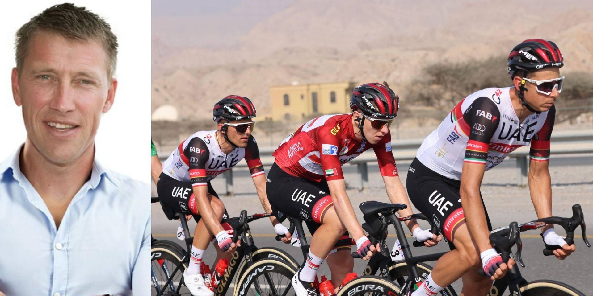 """La Chronique d'Axel Merckx: """"Il n'y a plus de courses de préparation"""""""