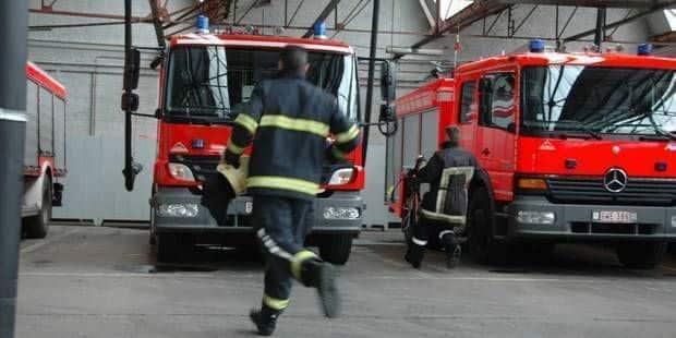 La Louvière: deux personnes intoxiquées lors de l'incendie de leur habitation - La DH