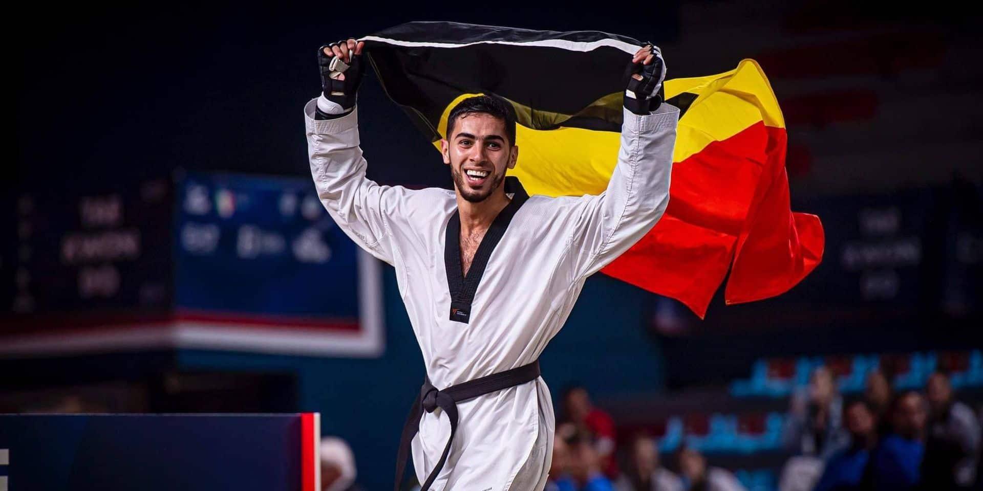 """Taekwondo Vlaanderen """"prend acte, mais regrette vraiment le départ de Jaouad Achab"""""""