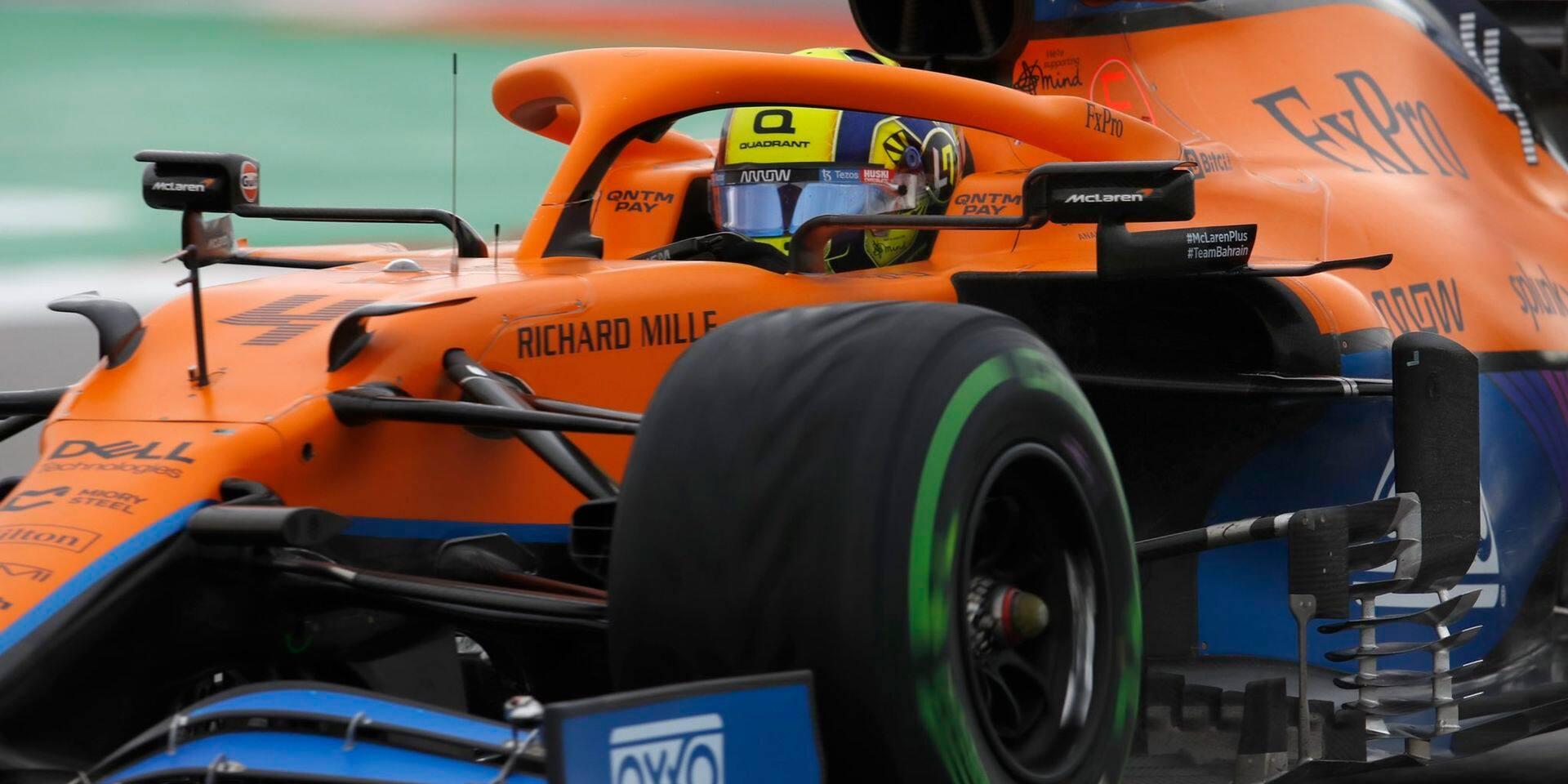 GP de Russie: Lando Norris se joue de la pluie et signe la pole!