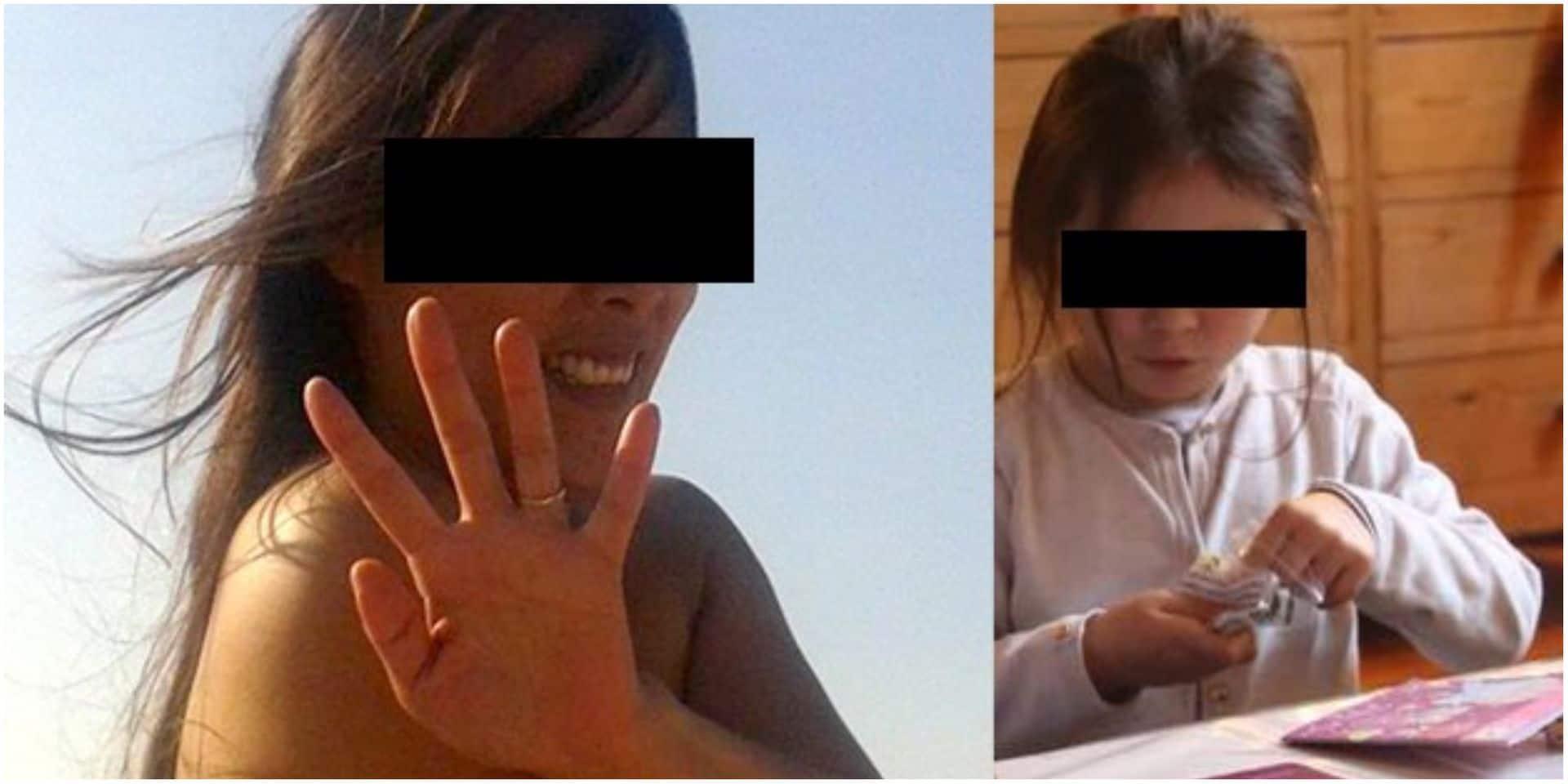 Chloé, 6 ans, étranglée: sa maman est sortie de prison et placée sous bracelet