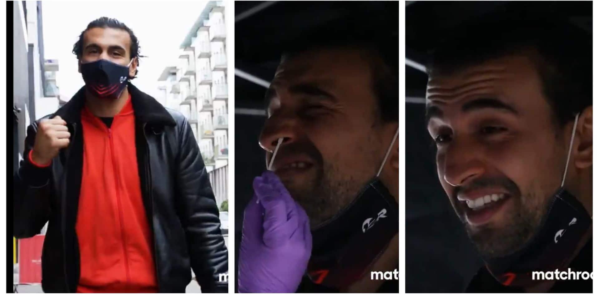 Boxe : Bilal Laggoune dans une bulle... de concentration, à Londres, avant son championnat d'Europe