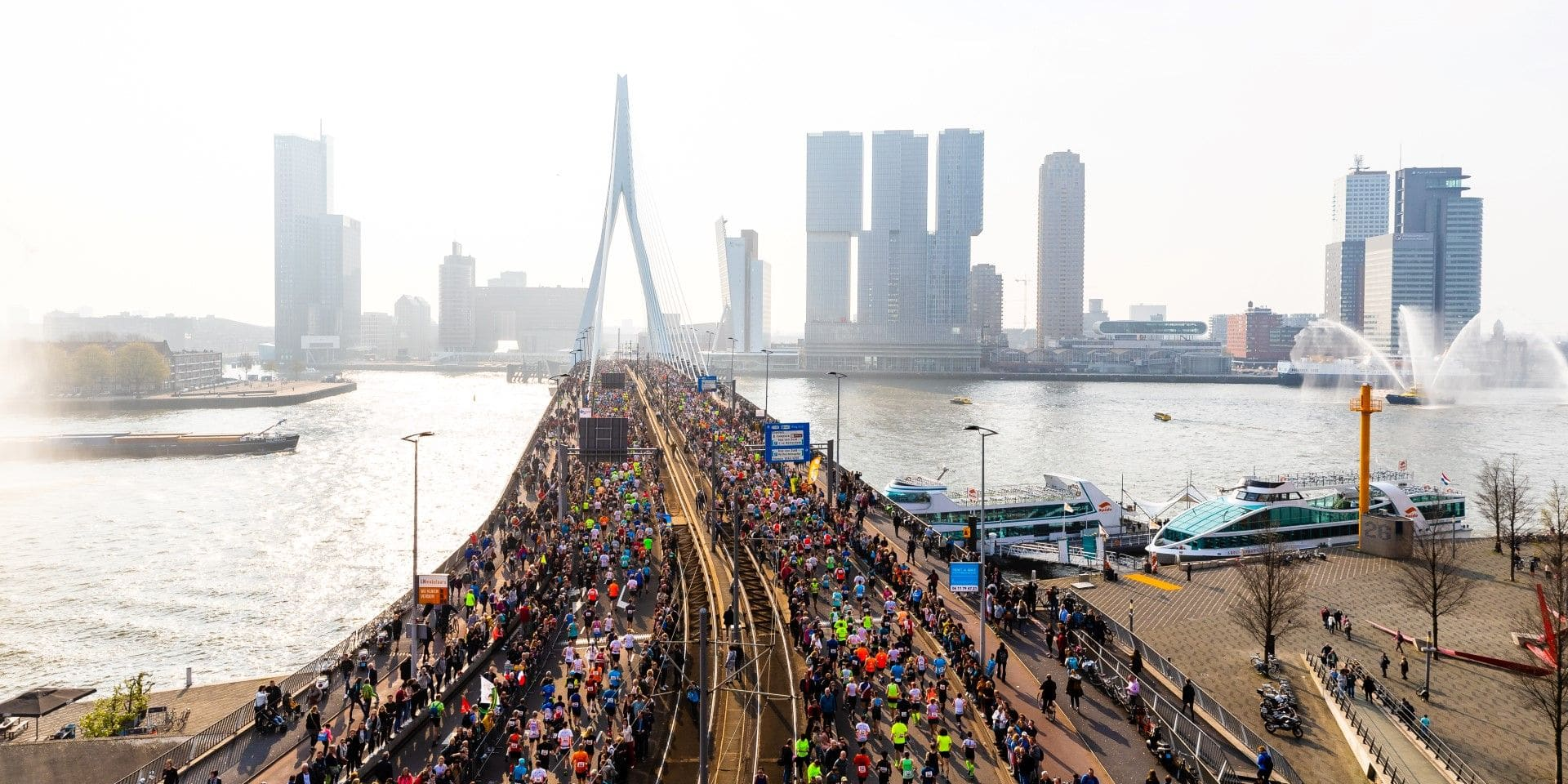 Le marathon de Rotterdam aura bien lieu le 24 octobre