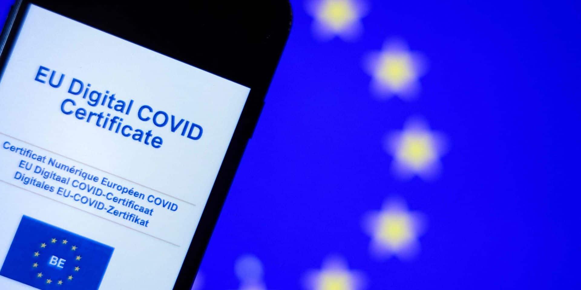 Plus de 200 millions de certificats covid numérique ont déjà été générés