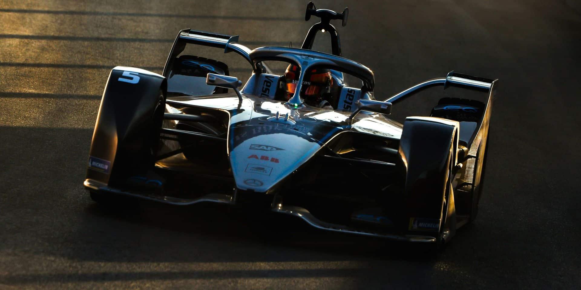 ePrix de Dariya (Qualifs) : Première ligne pour Stoffel Vandoorne !