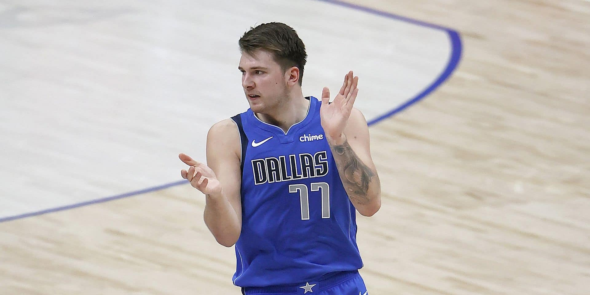 NBA: Doncic signe un triple-double pour Dallas, les Clippers l'emportent à Minnesota