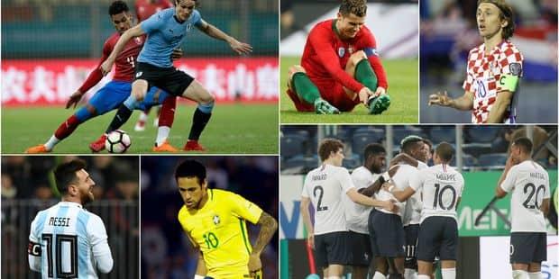Mondial 2018: découvrez toutes les (pré)listes - La DH