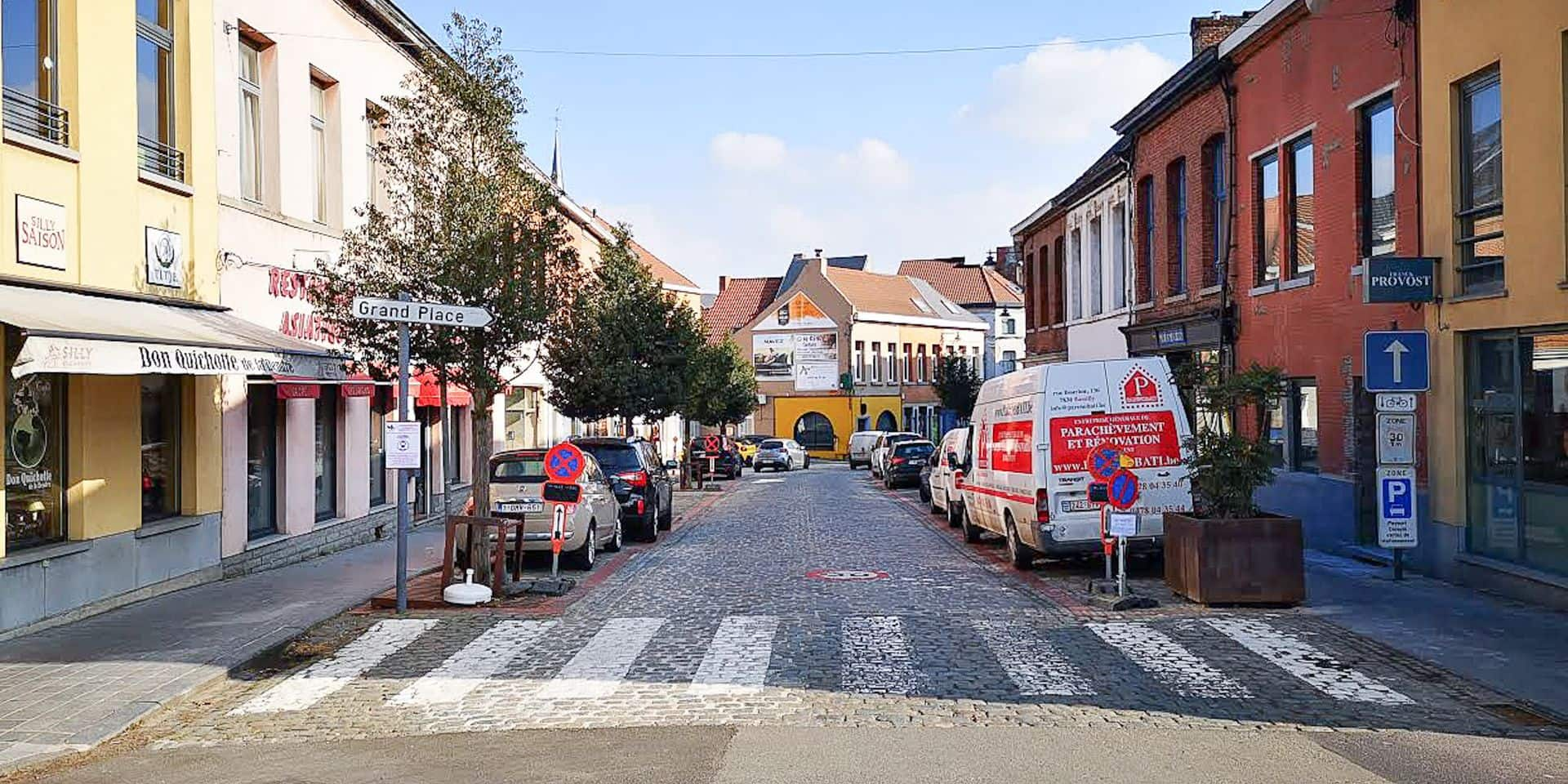 Ath: la rue de France à nouveau fermée !