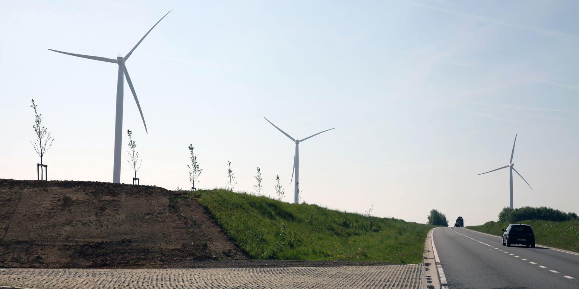 Permis refusé pour ériger la plus grande éolienne de Belgique!