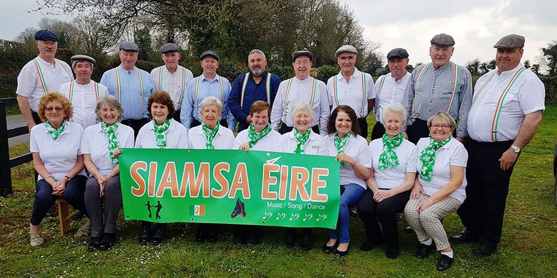 Hollain: l'Artifoire sur des airs irlandais !