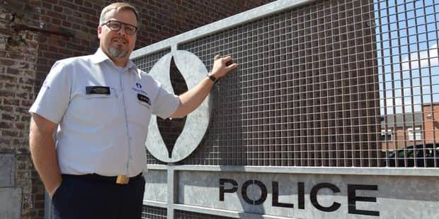 """Dominique Debrauwere : """"Une zone de police, c'est comme une petite entreprise"""" - La DH"""