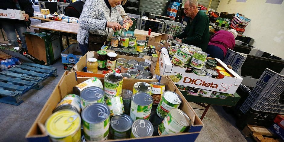 Etupes banque alimentaire