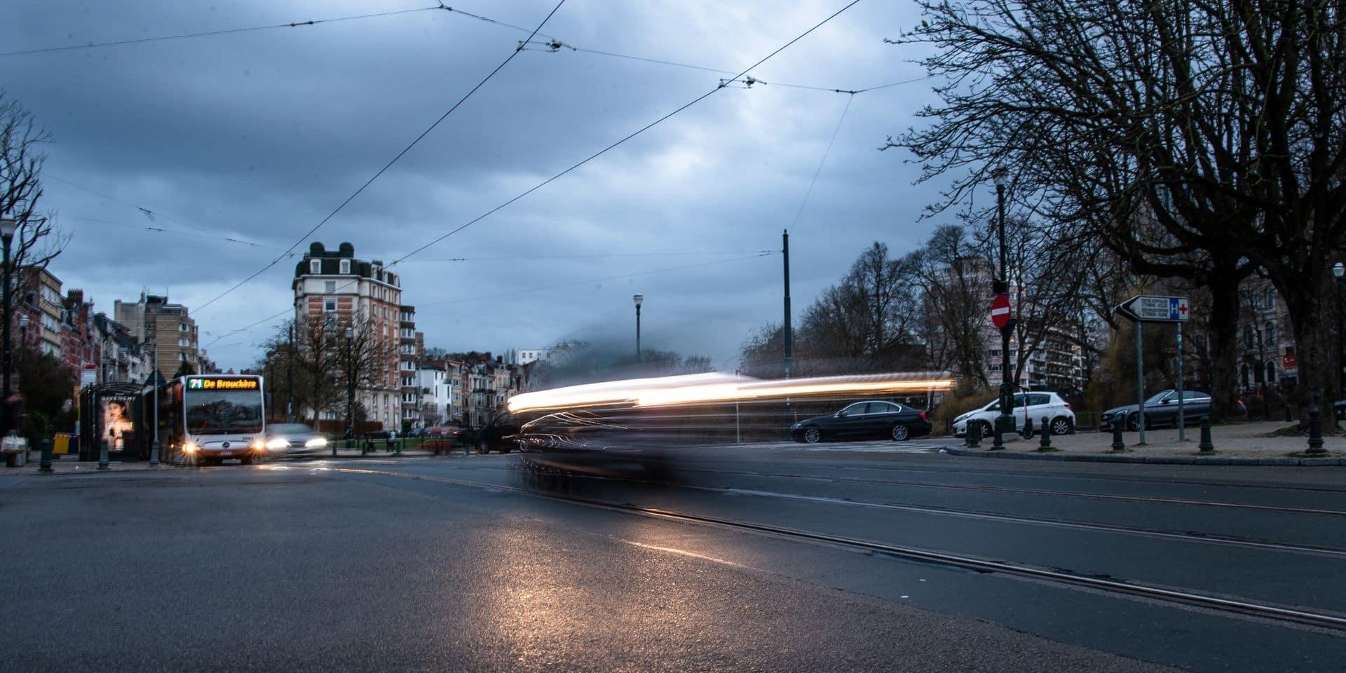 Rodéos urbains: la police de Bruxelles-Ouest va saisir les voitures des chauffards