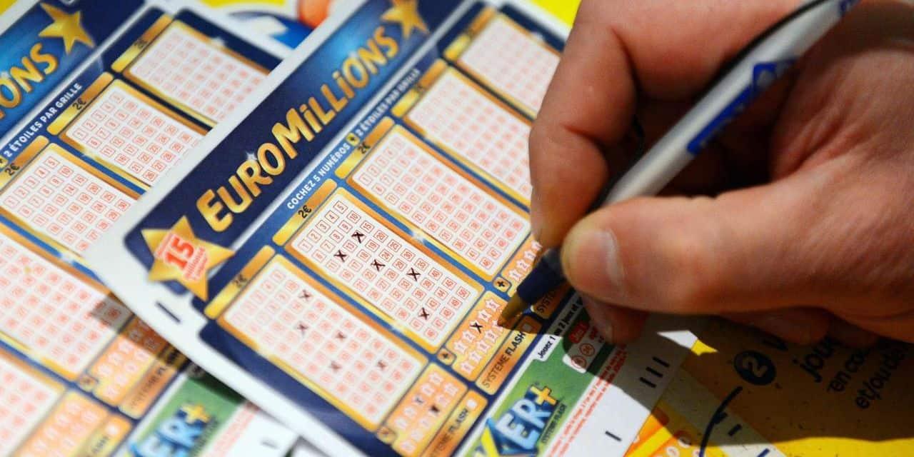 Il gagne trois fois à la loterie en 20 ans, dont une très belle somme à l'EuroMillions