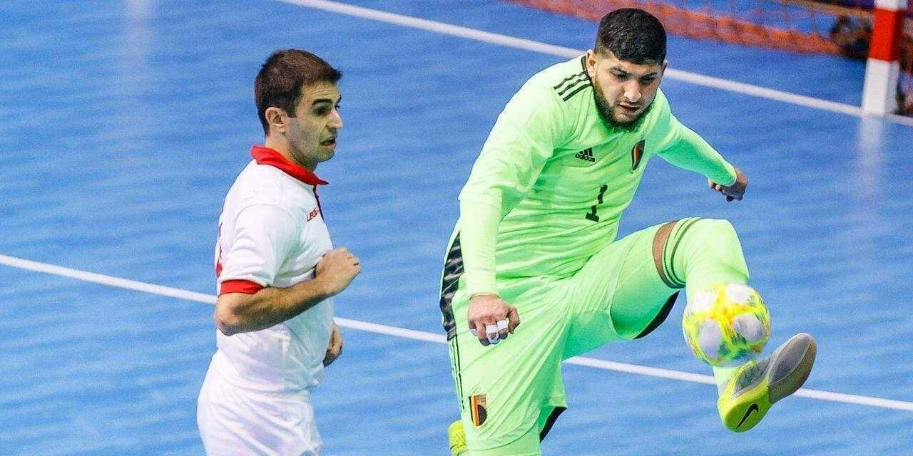Futsal D1 : Mouscron signe un international !