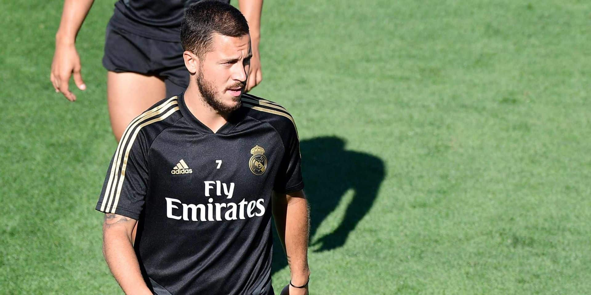 Eden Hazard n'oublie pas d'où il vient: le beau cadeau du Diable rouge à son premier club