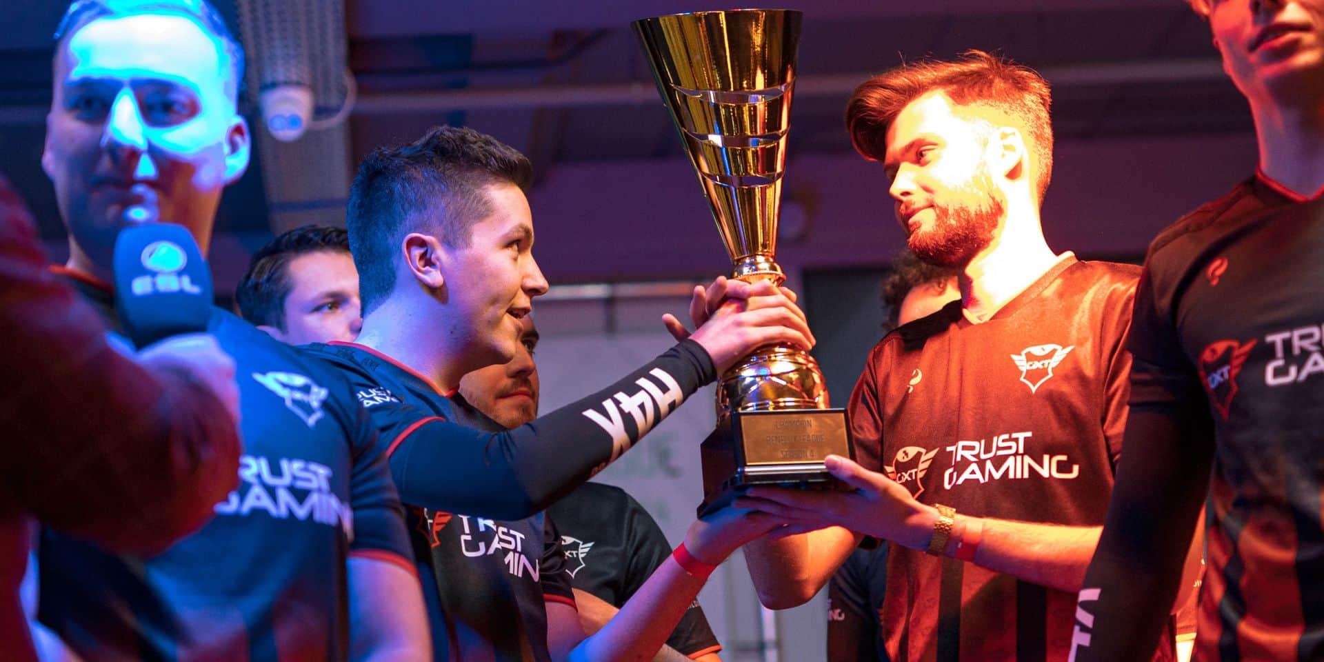 Trust Gaming remporte l'ESL BeNeLux League sur Rainbow Six