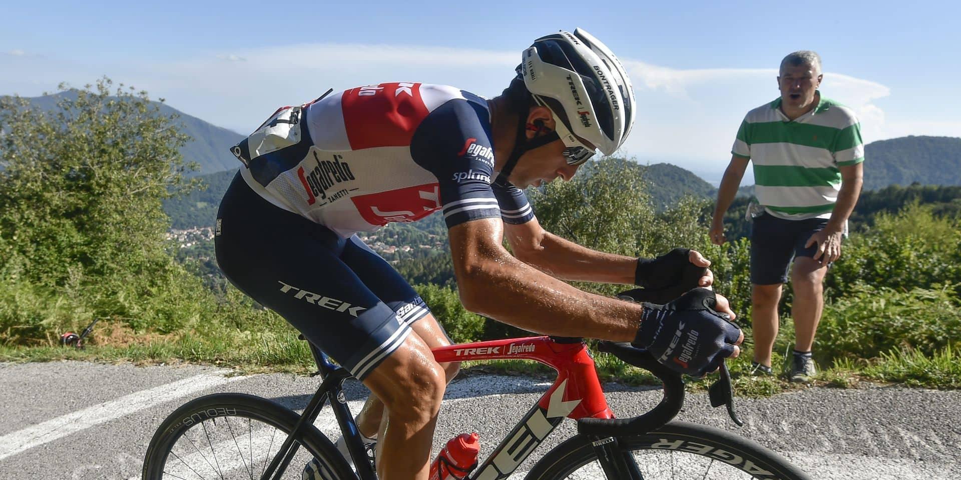 Ciclismo, 114a edizione ILombardia - da Bergamo a Como - 231 km
