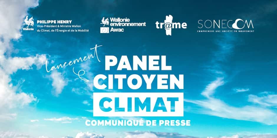 Liège: le panel de citoyens pour le climat est installé