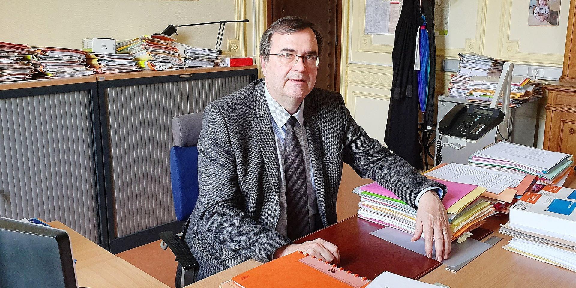 Tournai : Proximité, la vision du Procureur Delhaye