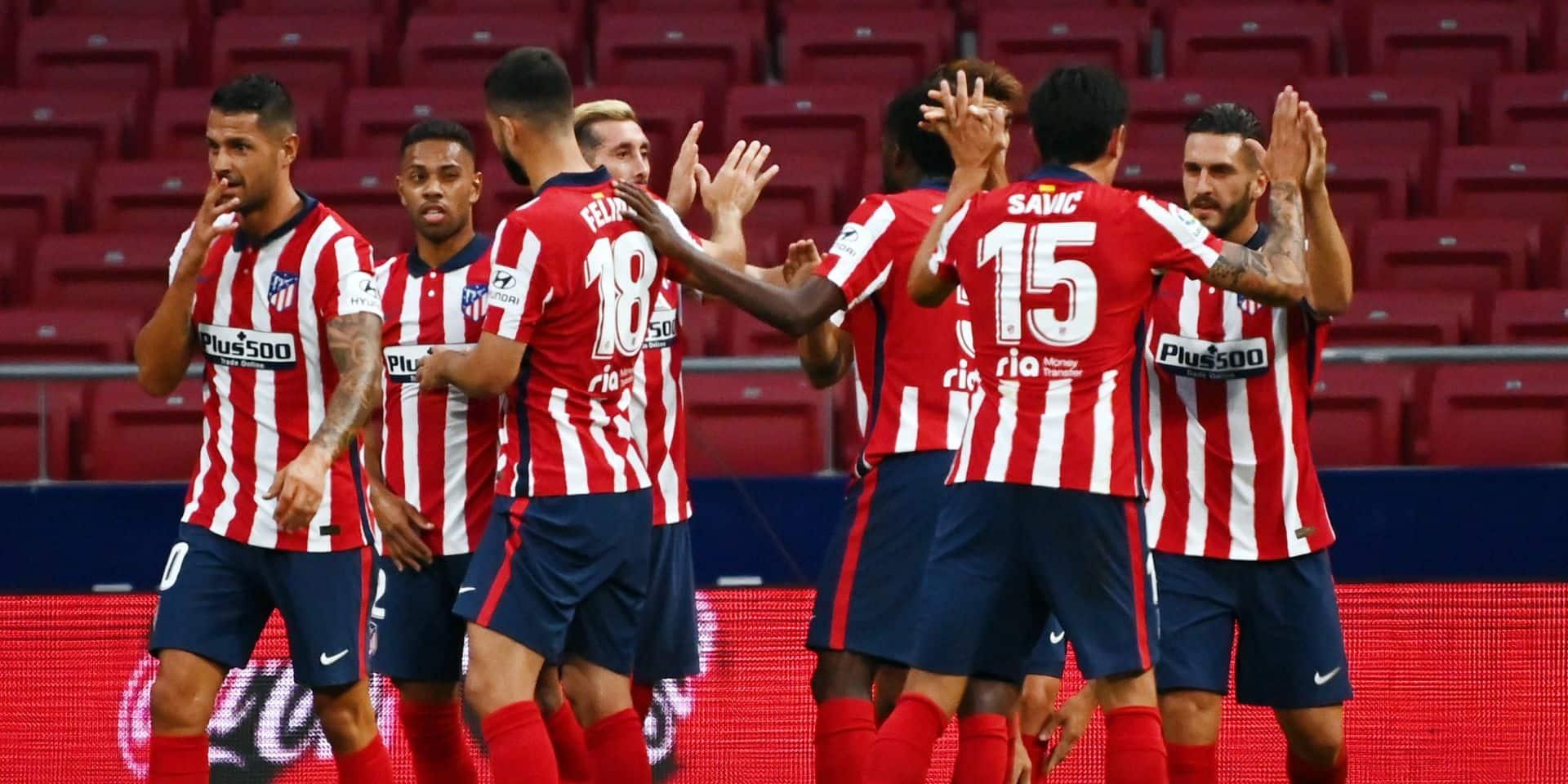 L'Atlético, c'est maintenant ou jamais !