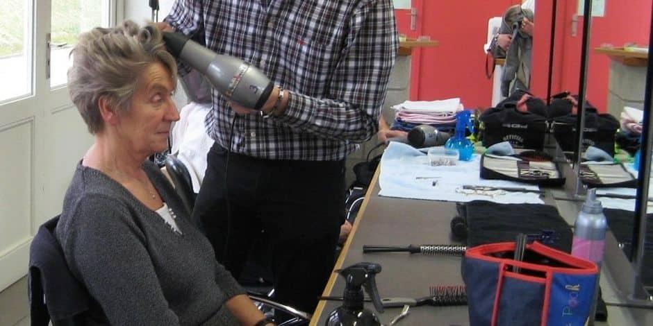 Fermeture des salons de coiffure