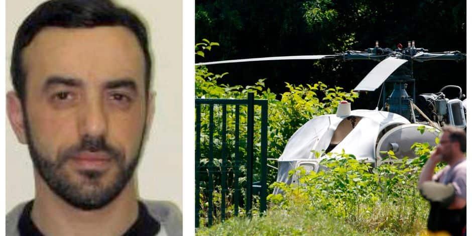 Voiture chargée d'explosifs à Sarcelles : des policiers ont identifié Redoine Faïd