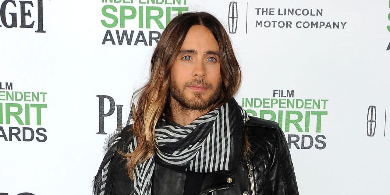 """La confession de Jared Leto : """"Oui, j'ai été un sans-abri"""""""