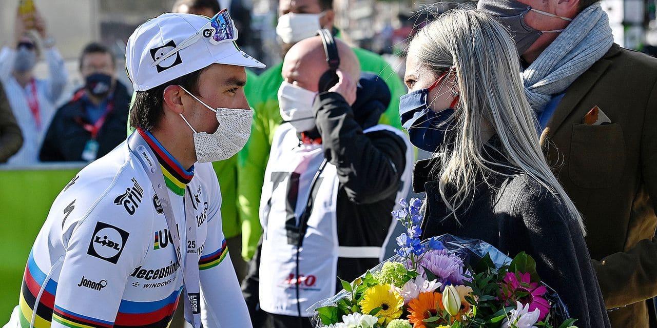 """Alaphilippe s'en va du Tour de Suisse: """"Impatient de faire la connaissance de notre bébé"""""""