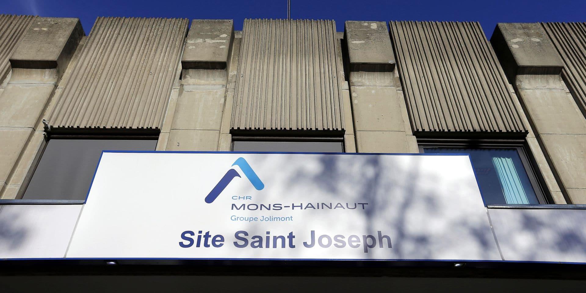 Deux matinées de grève au CHR Mons-Hainaut