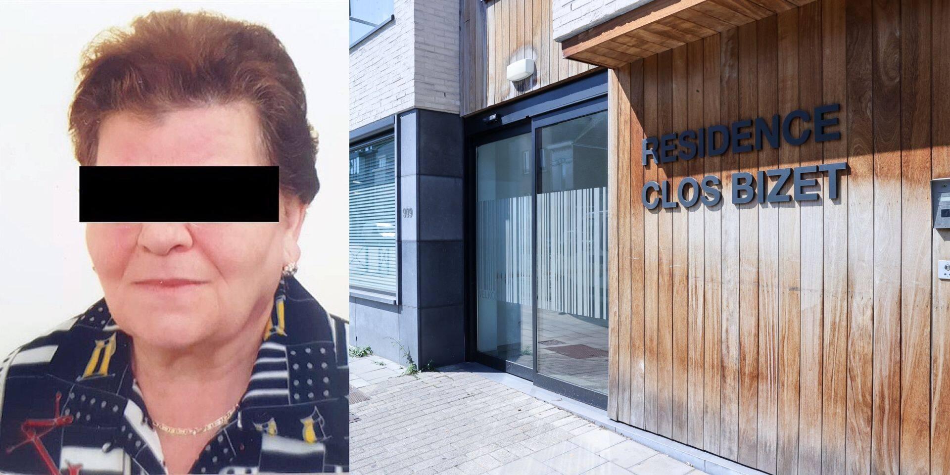 Grazia tuée dans une maison de repos à Anderlecht: un suspect placé sous mandat d'arrêt