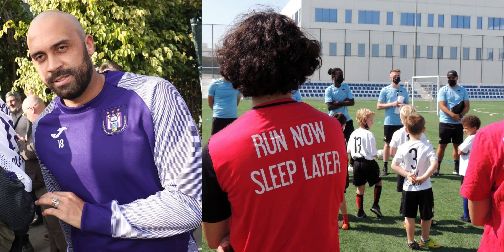 Avec son académie, Vanden Borre veut concurrencer Liverpool, le Barça et la Juve