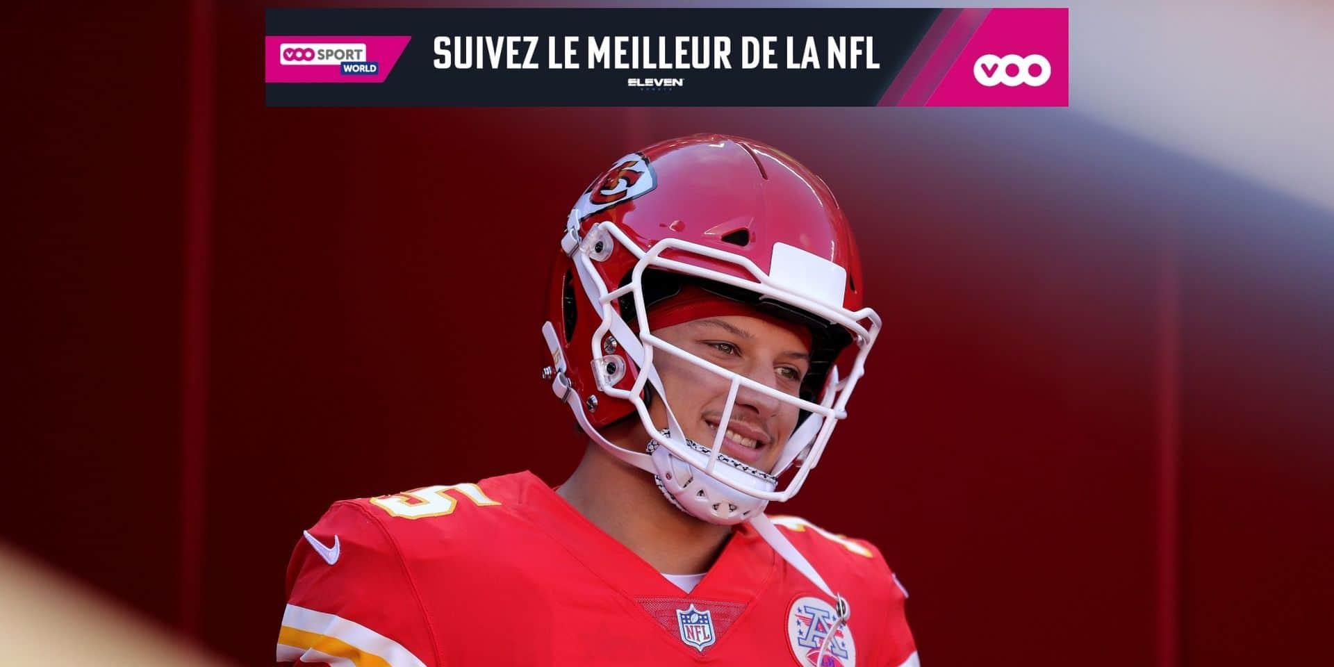 NFL: Patrick Mahomes (Kansas City Chiefs), le plus bankable malgré la crise du Covid-19 (INFOGRAPHIE)