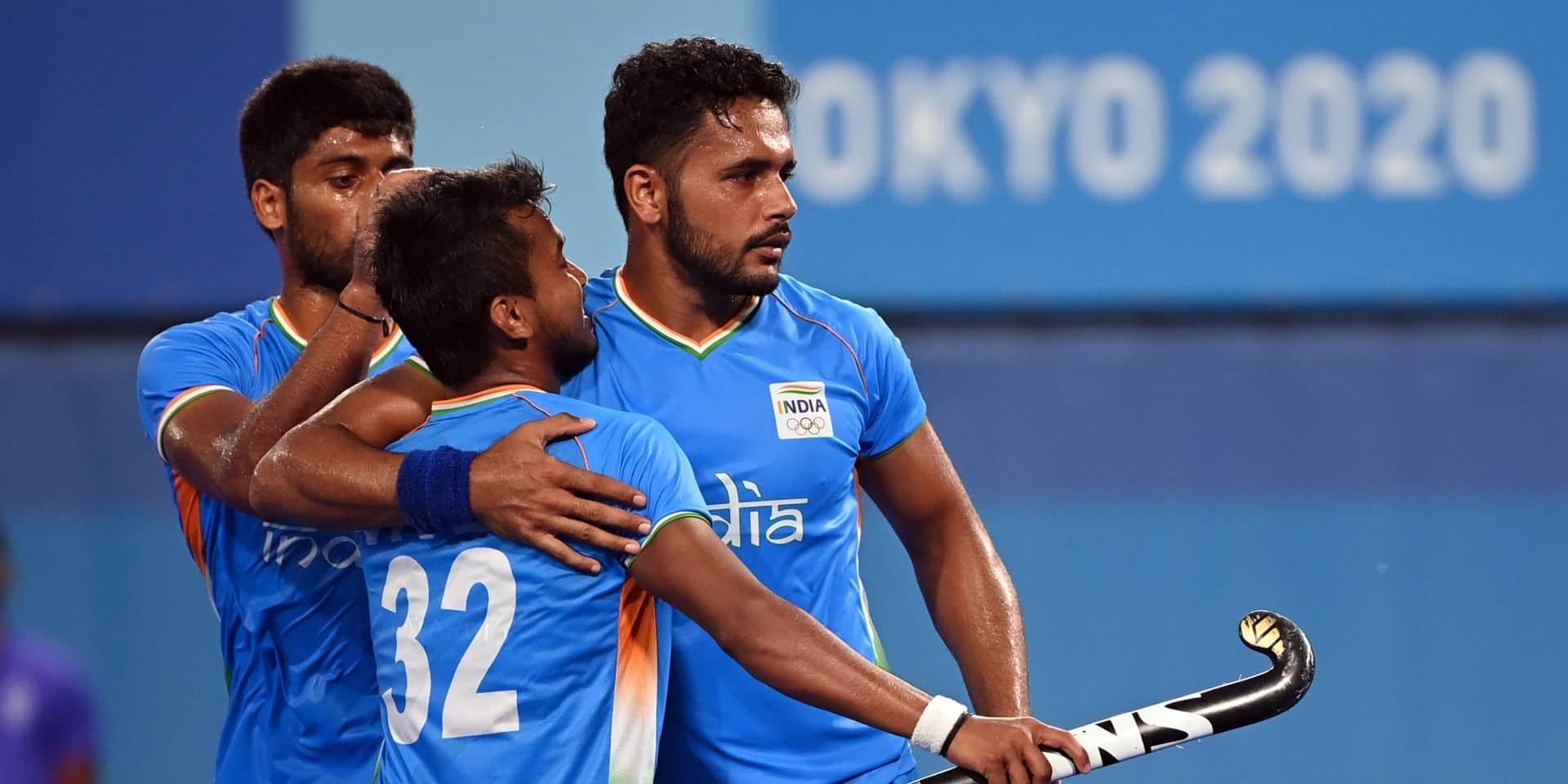 Incroyable: les Red Lions pas récompensés de leur titre olympique, l'Inde rafle tous les trophées aux FIH Hockey Star Awards