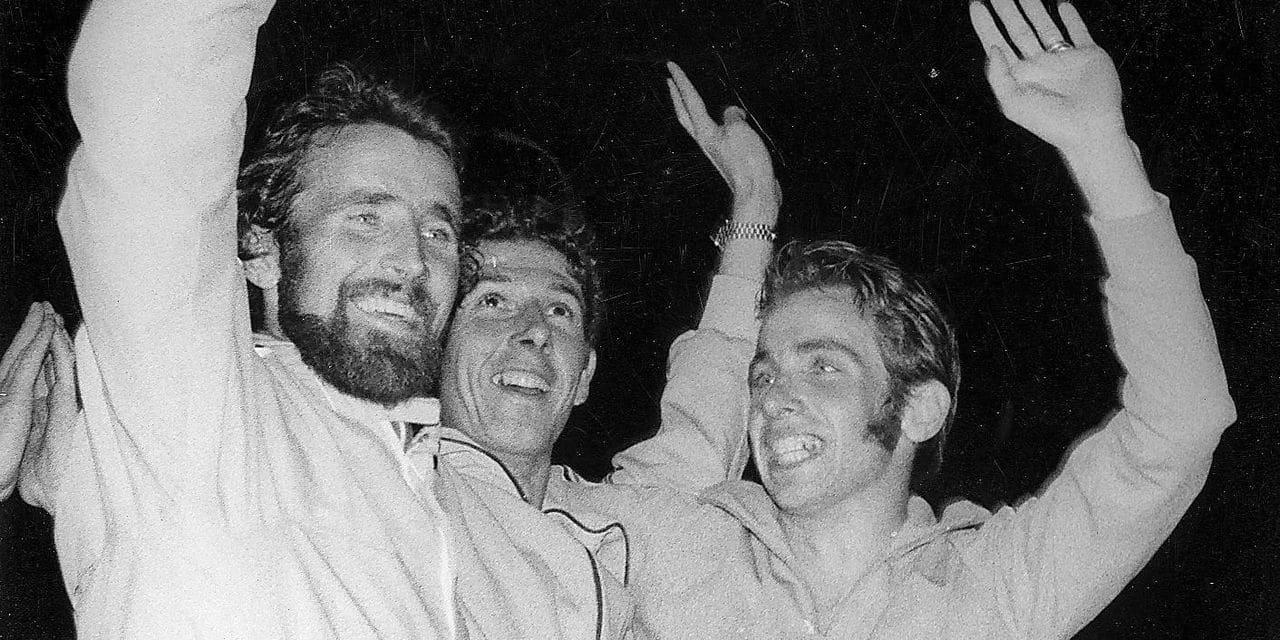 En 1972, au Heysel, trois champions belges nous offraient cinq records du monde !