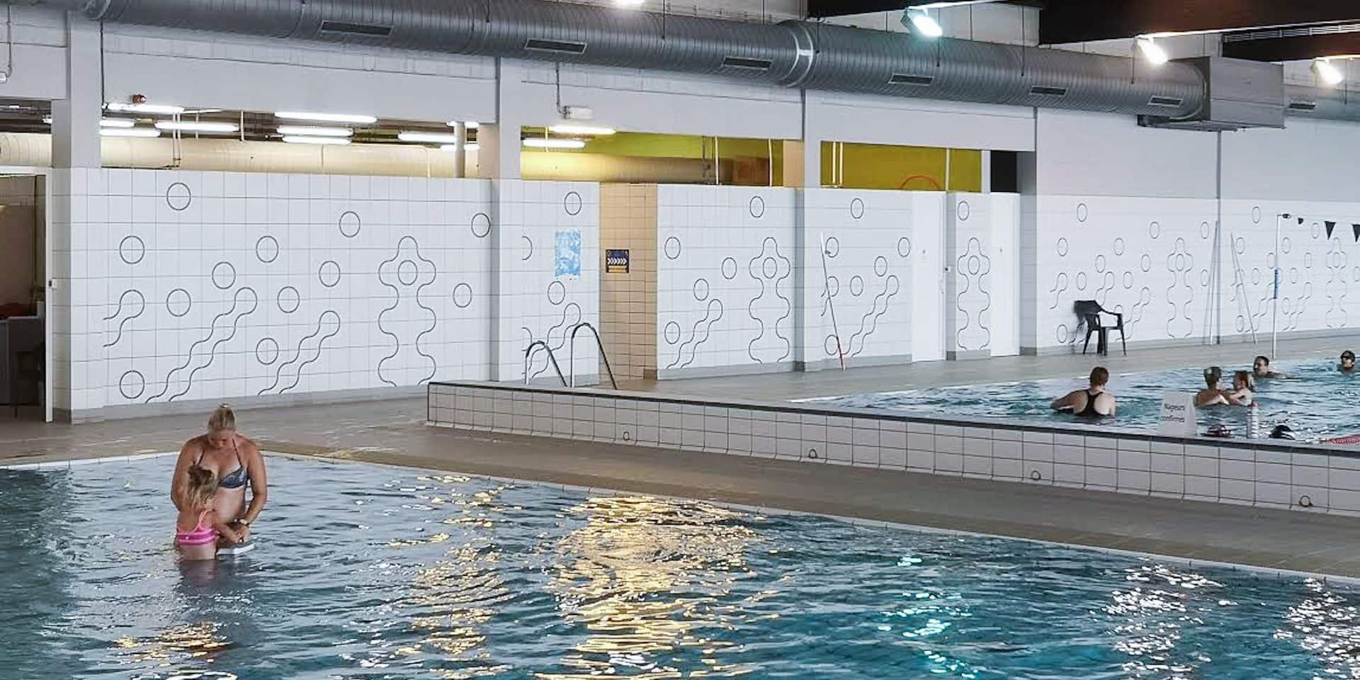 Enghien: Nautisport a enfin pu rouvrir sa piscine