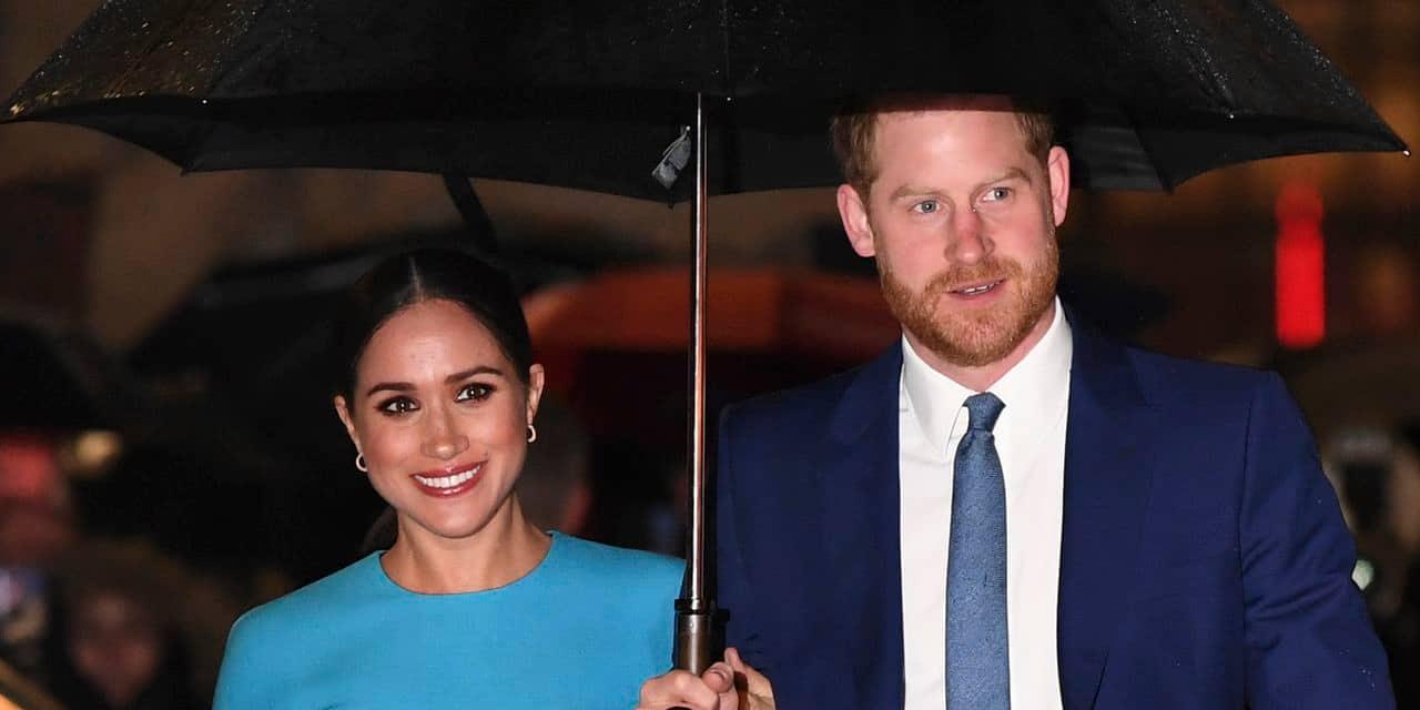 Meghan Markle et le prince Harry héritent d'un nouveau titre peu reluisant