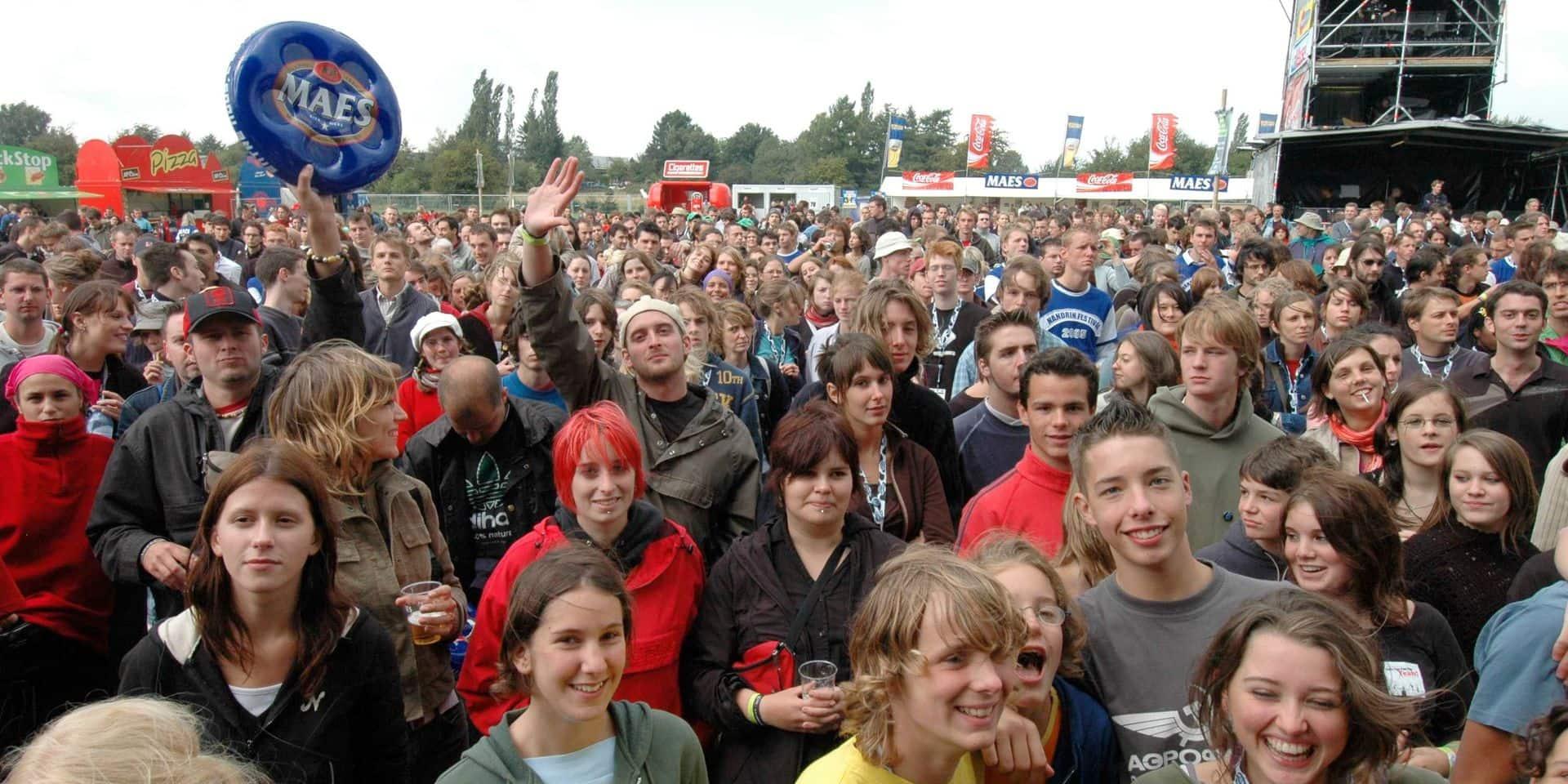 Le Nandrin festival fête ses 25 ans