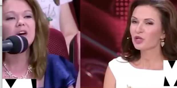 Une actrice gifle en plein direct une femme qui insulte son fils handicapé - La DH