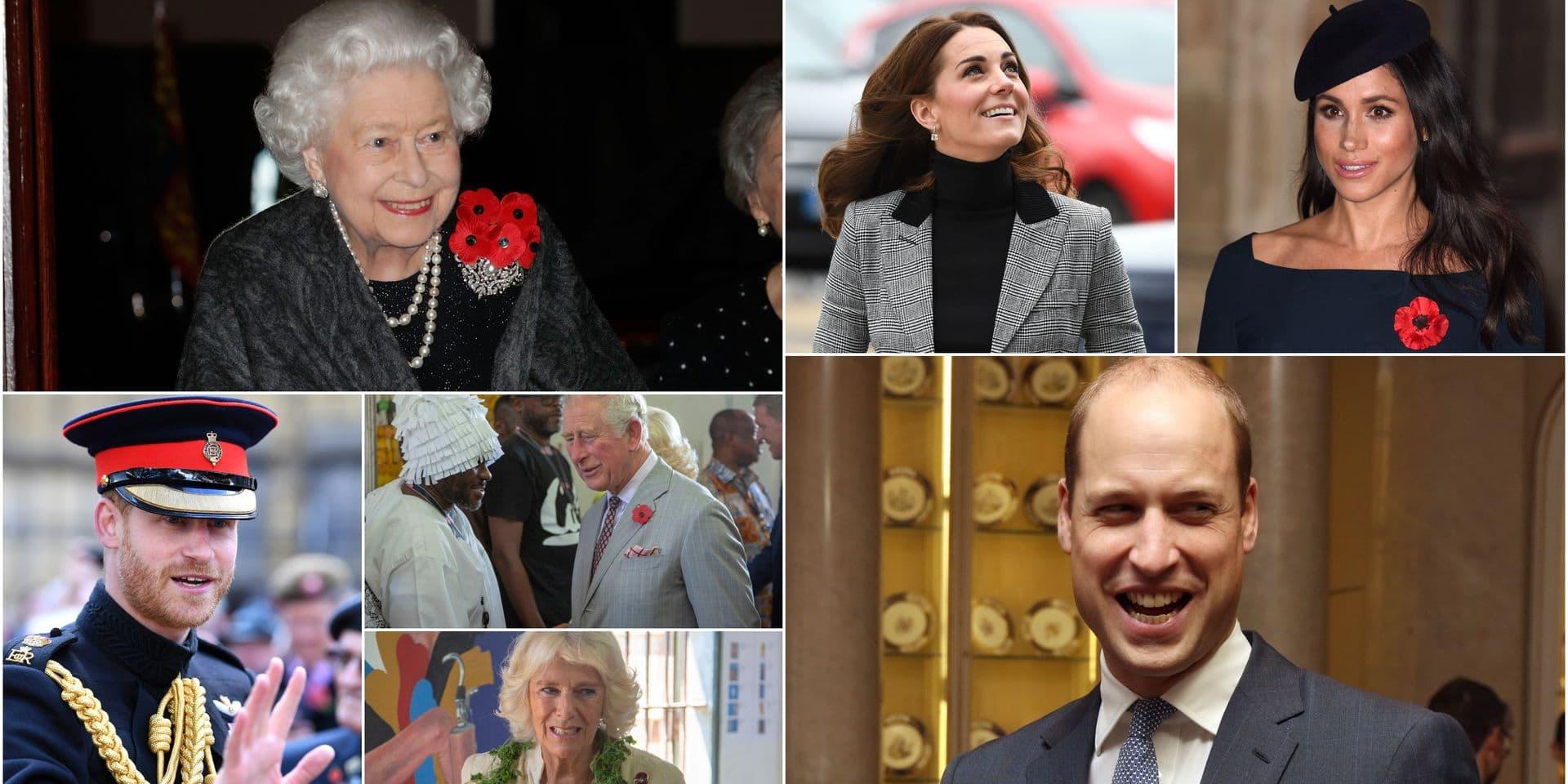 Les Britanniques ont leur petit préféré dans la famille royale, et de loin...