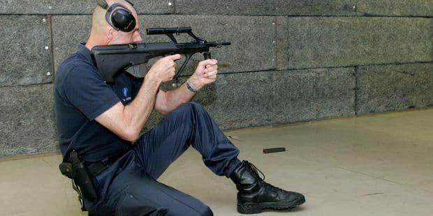 Police : Tirez votre plan pour les former au tir ! - La DH