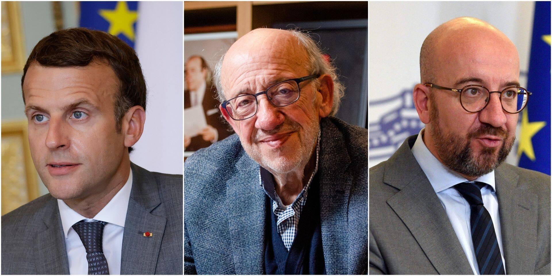 Charles et Louis Michel, Emmanuel Macron, Eric Zemmour: de nouveaux noms de la liste de cibles potentielles du logiciel espion Pegasus révélés